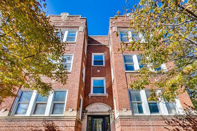 4830 N Rockwell Street G, Chicago, IL 60625 (MLS #10895200) :: The Wexler Group at Keller Williams Preferred Realty