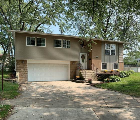 14825 Massasoit Court, Oak Forest, IL 60452 (MLS #10895297) :: BN Homes Group