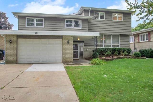 517 Dorothy Drive, Des Plaines, IL 60016 (MLS #10895361) :: Littlefield Group