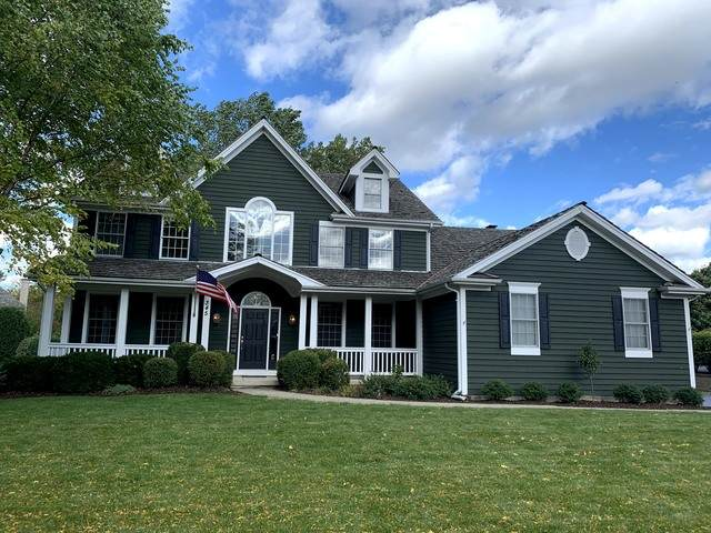 345 Saint Andrews Lane, Gurnee, IL 60031 (MLS #10895609) :: Lewke Partners