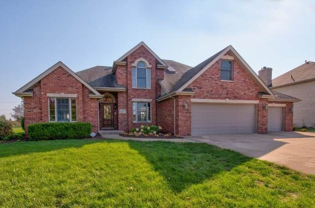 26815 S Eastwood Drive, Channahon, IL 60410 (MLS #10895655) :: Property Consultants Realty