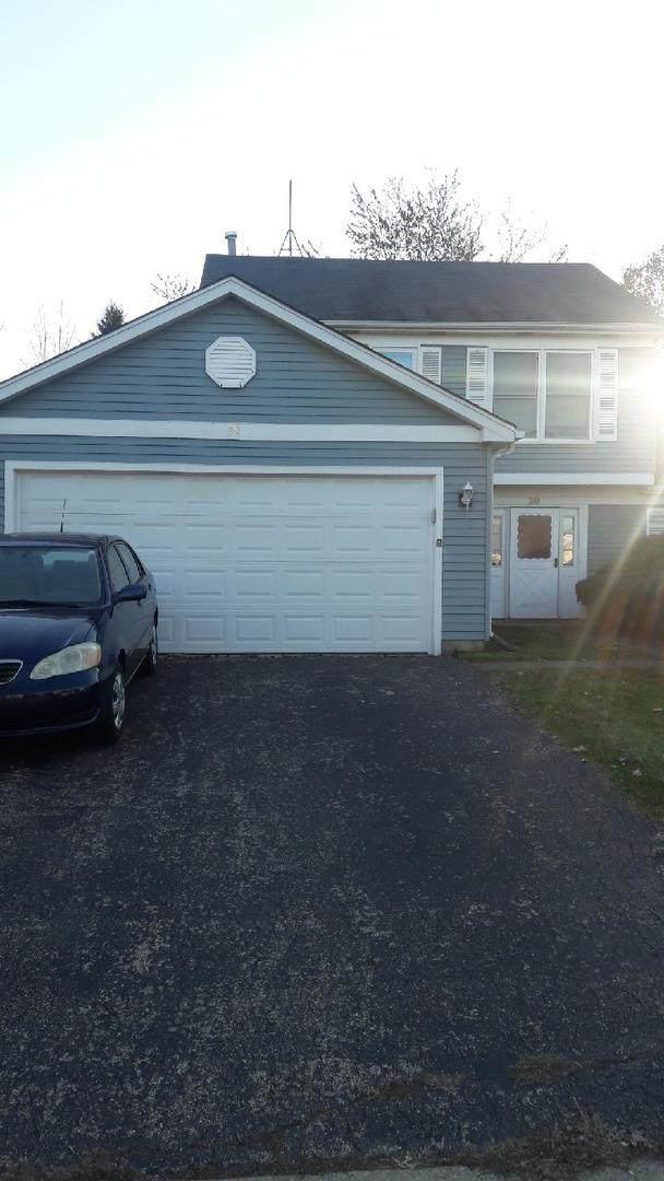 39 Dennison Drive, Glendale Heights, IL 60139 (MLS #10895793) :: Lewke Partners
