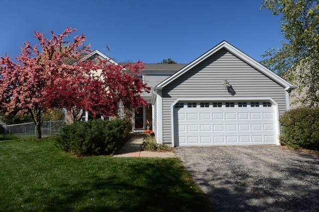 1244 Narragansett Drive, Carol Stream, IL 60188 (MLS #10895908) :: BN Homes Group