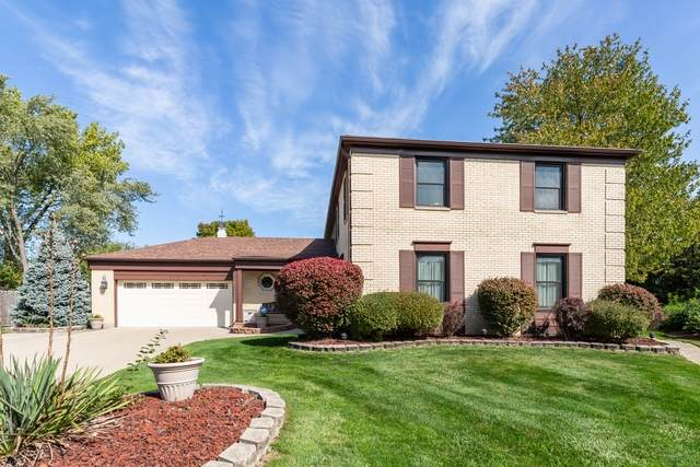 717 Middleton Court, Palatine, IL 60067 (MLS #10896215) :: BN Homes Group