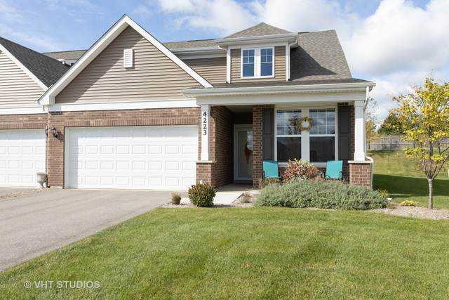 4223 Lobo Court, Naperville, IL 60564 (MLS #10896314) :: The Spaniak Team