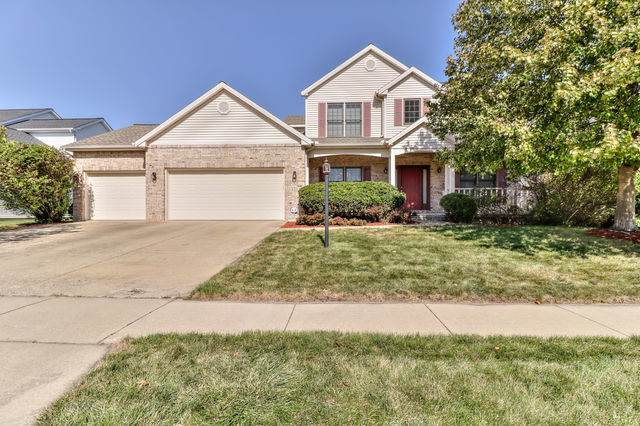 4314 Doverbrook Court, Champaign, IL 61822 (MLS #10896441) :: Lewke Partners
