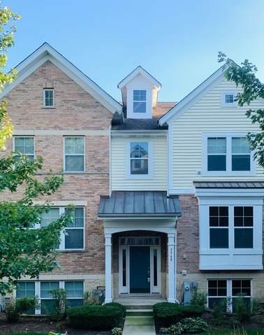 5568 Cambridge Way, Hanover Park, IL 60133 (MLS #10896563) :: John Lyons Real Estate