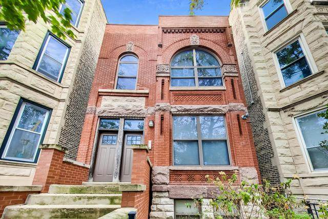 847 N Damen Avenue 2R, Chicago, IL 60622 (MLS #10896625) :: Lewke Partners