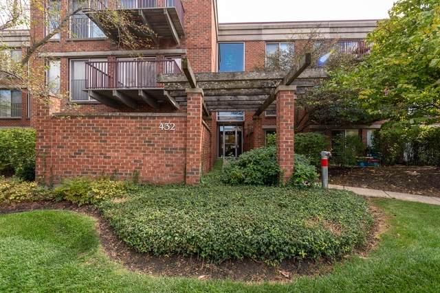 432 Kelburn Road #225, Deerfield, IL 60015 (MLS #10896732) :: Property Consultants Realty