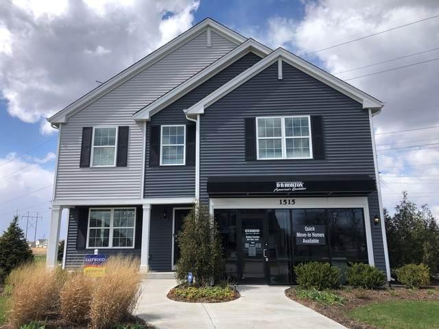 1311 Riverhaven Trail, Joliet, IL 60431 (MLS #10896830) :: John Lyons Real Estate