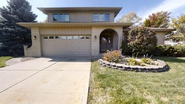 14740 S Golden Oak Drive, Homer Glen, IL 60491 (MLS #10896839) :: Property Consultants Realty