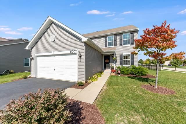 8007 Wood River Street, Joliet, IL 60431 (MLS #10896979) :: Lewke Partners