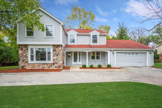 1403 Douglas Avenue, Flossmoor, IL 60422 (MLS #10897061) :: The Wexler Group at Keller Williams Preferred Realty