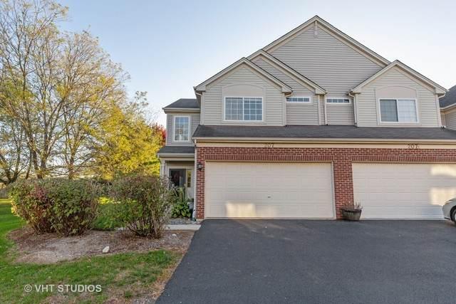 207 Nicole Drive A, South Elgin, IL 60177 (MLS #10897137) :: John Lyons Real Estate
