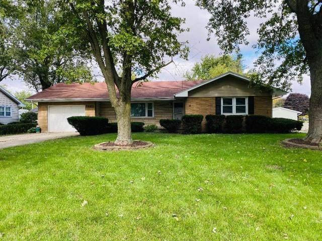 408 E Philmar Street, Dwight, IL 60420 (MLS #10897149) :: Helen Oliveri Real Estate