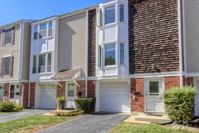 1924 Whitingham Lane, Hoffman Estates, IL 60169 (MLS #10897298) :: BN Homes Group