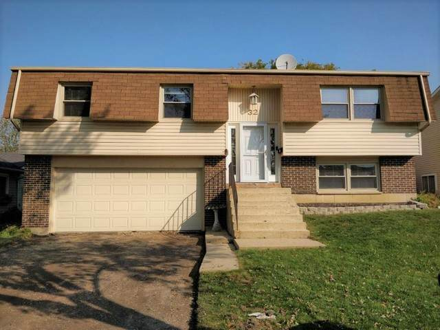 32 W Drummond Avenue, Glendale Heights, IL 60139 (MLS #10897397) :: John Lyons Real Estate