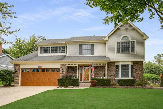 1518 Forever Avenue, Libertyville, IL 60048 (MLS #10897526) :: BN Homes Group