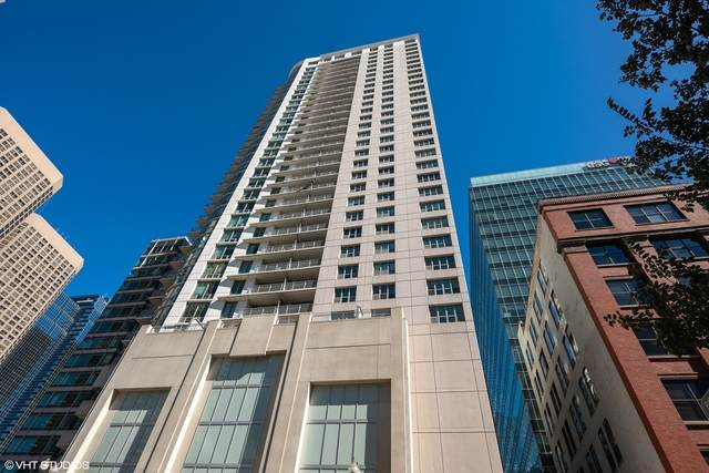 125 S Jefferson Street #3009, Chicago, IL 60661 (MLS #10897537) :: BN Homes Group