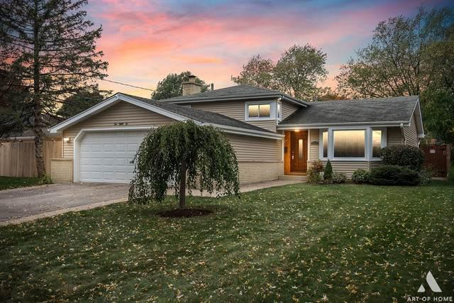 282 S Milton Avenue, Glen Ellyn, IL 60137 (MLS #10897624) :: John Lyons Real Estate