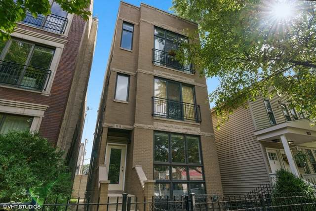 1015 N Paulina Street #1, Chicago, IL 60622 (MLS #10897695) :: Property Consultants Realty
