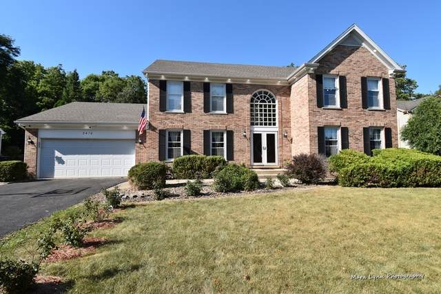 3410 Charlemagne Lane, St. Charles, IL 60174 (MLS #10897704) :: John Lyons Real Estate