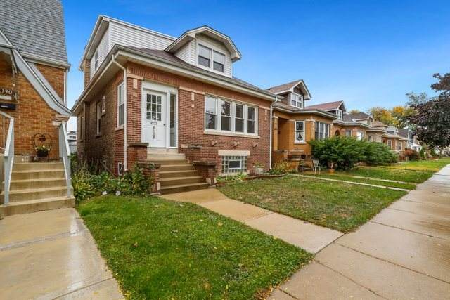 6128 W Melrose Street, Chicago, IL 60634 (MLS #10897716) :: Property Consultants Realty