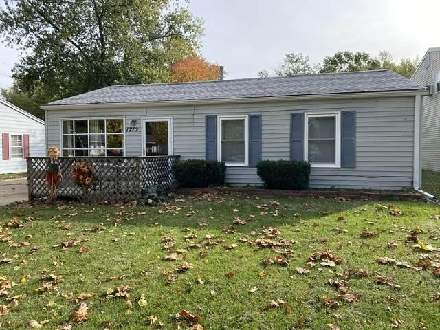 1712 Parkside Terrace, Champaign, IL 61821 (MLS #10897988) :: Lewke Partners