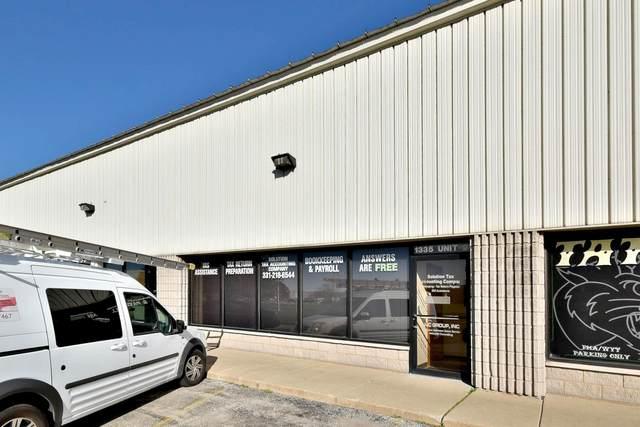 1335 Lakeside Drive #2, Romeoville, IL 60446 (MLS #10898097) :: Suburban Life Realty