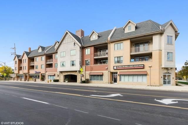 310 S Main Street #305, Lombard, IL 60148 (MLS #10898416) :: Helen Oliveri Real Estate