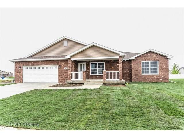 2032 Brookstone Drive, Bourbonnais, IL 60914 (MLS #10898534) :: Jacqui Miller Homes