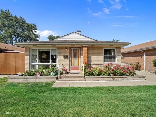 7836 S Kenton Avenue, Chicago, IL 60652 (MLS #10900430) :: Littlefield Group