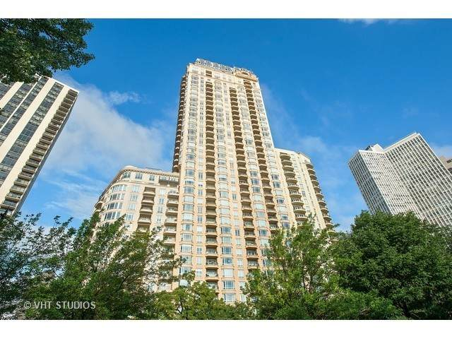 2550 N Lakeview Avenue S1205, Chicago, IL 60614 (MLS #10901784) :: Helen Oliveri Real Estate