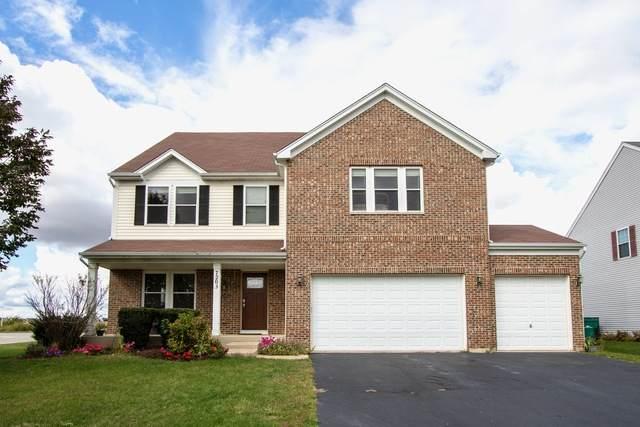 7203 Foxview Drive, Joliet, IL 60431 (MLS #10901898) :: Helen Oliveri Real Estate