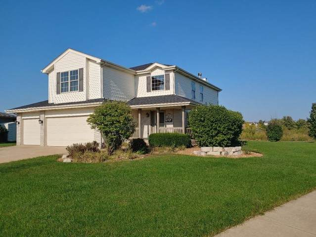 16111 Carlow Circle, Manhattan, IL 60442 (MLS #10902242) :: The Wexler Group at Keller Williams Preferred Realty