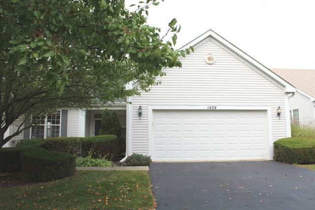 1474 W Flint Lane, Romeoville, IL 60446 (MLS #10902313) :: John Lyons Real Estate