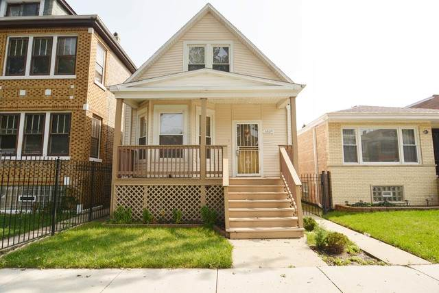 6809 S Rockwell Street, Chicago, IL 60629 (MLS #10902607) :: John Lyons Real Estate