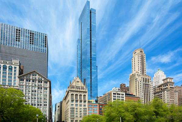 60 E Monroe Street #5403, Chicago, IL 60603 (MLS #10902660) :: The Wexler Group at Keller Williams Preferred Realty