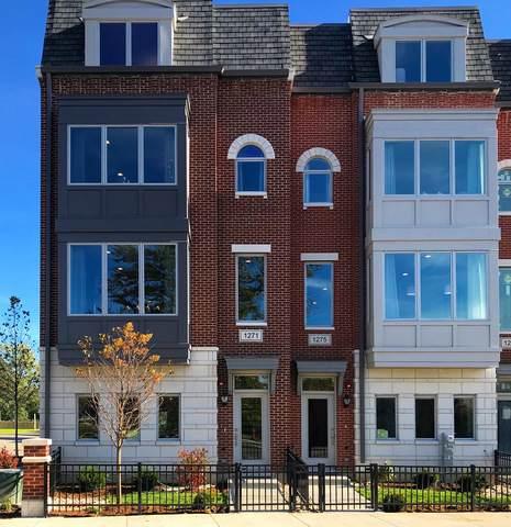 1245 Gateway Court, Northbrook, IL 60062 (MLS #10902699) :: Helen Oliveri Real Estate