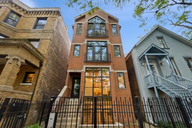 1917 W Potomac Avenue #1, Chicago, IL 60622 (MLS #10902986) :: Property Consultants Realty