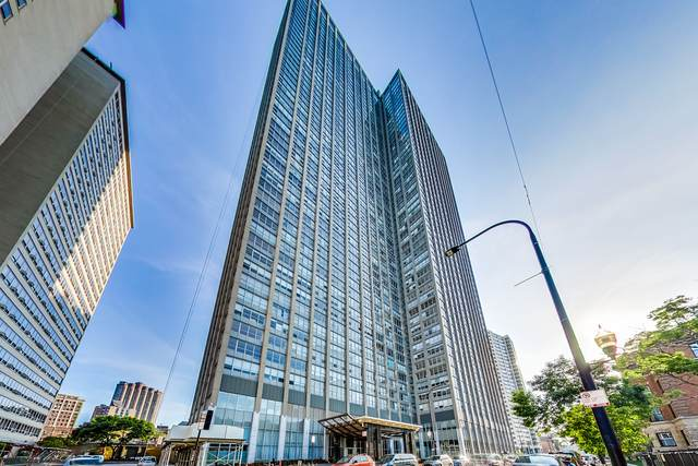 655 W Irving Park Road #1902, Chicago, IL 60613 (MLS #10903098) :: Property Consultants Realty