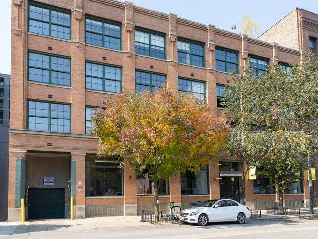 110 N Peoria Street #307, Chicago, IL 60607 (MLS #10903162) :: The Wexler Group at Keller Williams Preferred Realty