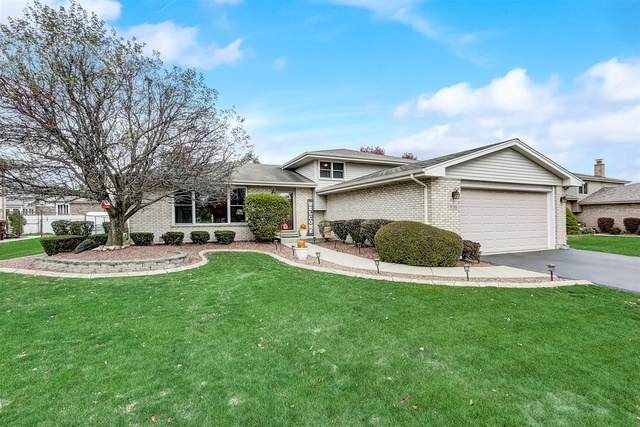 8318 169th Street, Tinley Park, IL 60477 (MLS #10903323) :: Touchstone Group