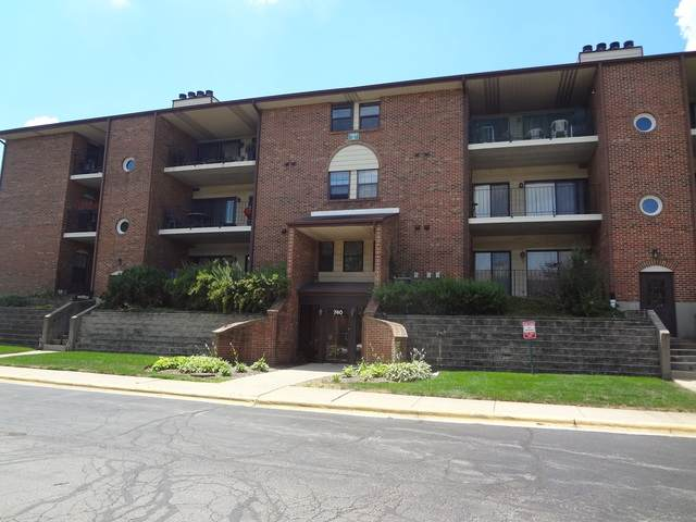 740 Weidner Road #304, Buffalo Grove, IL 60089 (MLS #10903436) :: The Wexler Group at Keller Williams Preferred Realty