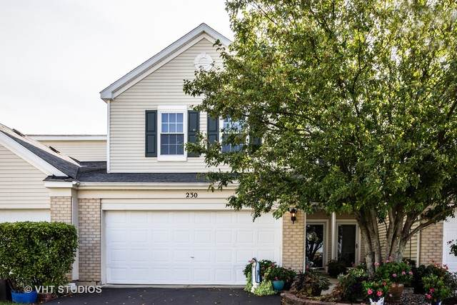230 Parkside Drive, Shorewood, IL 60404 (MLS #10903440) :: John Lyons Real Estate