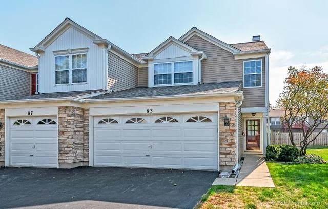 83 Oakton Drive, Lombard, IL 60148 (MLS #10903490) :: Helen Oliveri Real Estate