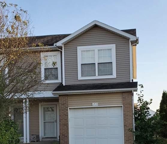3735 Summer Sage Court, Champaign, IL 61822 (MLS #10903521) :: Helen Oliveri Real Estate