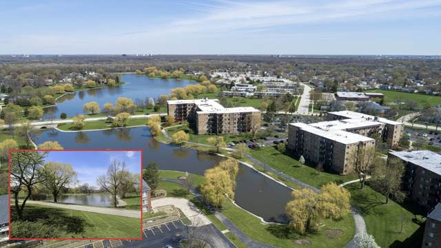 700 Wellington Avenue #118, Elk Grove Village, IL 60007 (MLS #10903589) :: The Wexler Group at Keller Williams Preferred Realty