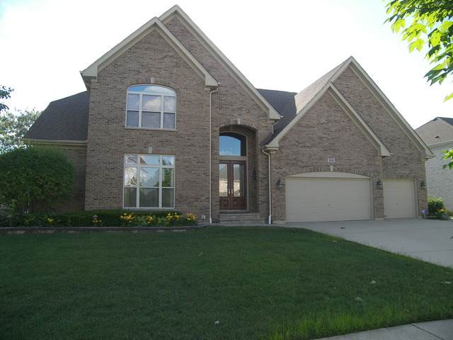 328 Erie Circle, Bloomingdale, IL 60108 (MLS #10903612) :: John Lyons Real Estate