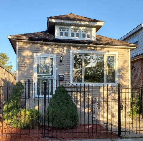 7557 S Indiana Avenue, Chicago, IL 60619 (MLS #10903659) :: Helen Oliveri Real Estate